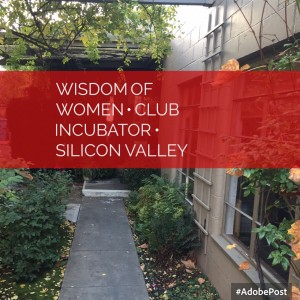 Wisdom of Women/CLUBhouse shot